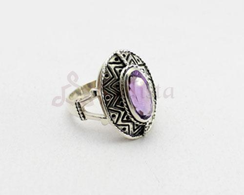 Mandana ring collection-Amethyst